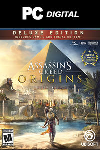 Assassin's Creed: Origins Deluxe Edition PC