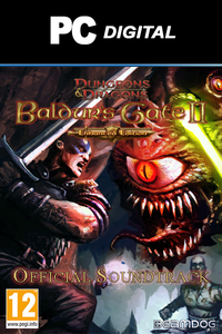 Baldur's Gate II: Enhanced Edition Official Soundtrack DLC PC