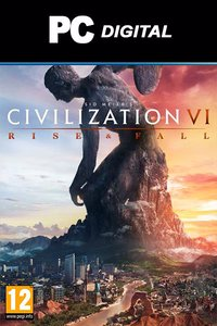 Civilization VI: Rise and Fall PC DLC