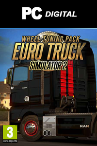 Euro Truck Simulator 2 - Wheel Tuning Pack DLC PC