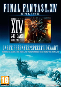 Final fantasy XIV 240 Day Prepaid