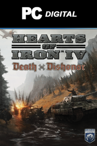 Hearts of Iron IV: Death or Dishonor DLC PC