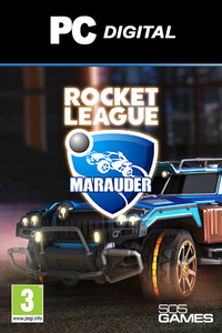 Rocket League - Marauder DLC PC
