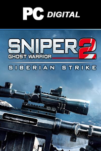 Sniper Ghost Warrior 2: Siberian Strike DLC PC