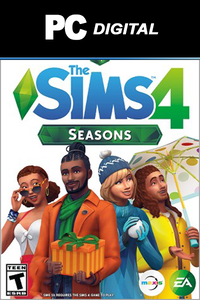 The Sims 4: Seasons PC DLC