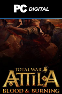 Total War: Attila - Blood & Burning DLC PC