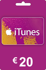 Apple iTunes Gift Card 20 EUR IT
