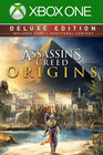 Assassin's Creed Origins Deluxe Edition Xbox One