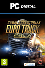 Euro Truck Simulator 2 - Cabin Accessories DLC PC