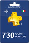PlayStation Plus 730 giorni IT