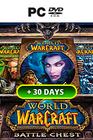 WoW Battlechest EU 30 days free